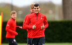 SOUTHAMPTON, ENGLAND - APRIL 02: Mohamed Elyounoussi during a Southampton FC training session at the Staplewood Campus on April 02, 2019 in Southampton, England. (Photo by Matt Watson/Southampton FC via Getty Images)