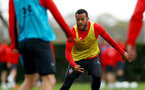 SOUTHAMPTON, ENGLAND - APRIL 02: Ryan Bertrand during a Southampton FC training session at the Staplewood Campus on April 02, 2019 in Southampton, England. (Photo by Matt Watson/Southampton FC via Getty Images)