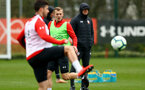 SOUTHAMPTON, ENGLAND - APRIL 02: James Ward-Prowse during a Southampton FC training session at the Staplewood Campus on April 02, 2019 in Southampton, England. (Photo by Matt Watson/Southampton FC via Getty Images)