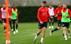 SOUTHAMPTON, ENGLAND - APRIL 02: Jack Stephens during a Southampton FC training session at the Staplewood Campus on April 02, 2019 in Southampton, England. (Photo by Matt Watson/Southampton FC via Getty Images)