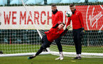 SOUTHAMPTON, ENGLAND - APRIL 09: Harry Lewis during a training session at the Staplewood Campus on April 09, 2019 in Southampton, England. (Photo by Matt Watson/Southampton FC via Getty Images)