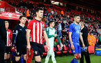 SOUTHAMPTON, ENGLAND - APRIL 10: Team Captain Tom O'Connor  during the International PL Cup match between Southampton FC and Dinamo Zagreb, pictured at St. Mary's Stadium on April 10, 2019 in Southampton, England. (Photo by James Bridle - Southampton FC/Southampton FC via Getty Images) (Photo by James Bridle - Southampton FC/Southampton FC via Getty Images)