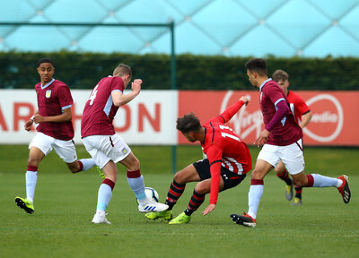 U18 Report: Saints 1-3 Villa