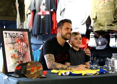 Ings and Djenepo to appear at Saints Store signing