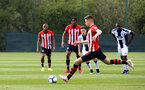 WEST BROMWICH, ENGLAND - APRIL 18: Will Smallbone of Southampton shoots from the penalty spot during the Under 23s PL2 match between West Bromwich and Southampton FC pictured on April 18, 2019 in West Bromwich, England. (Photo by James Bridle - Southampton FC/Southampton FC via Getty Images)