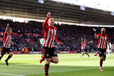 "Targett: First Saints goal a ""great feeling"""