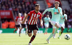 SOUTHAMPTON, ENGLAND - APRIL 27: Shane Long during the Premier League match between Southampton FC and AFC Bournemouth at St Mary's Stadium on April 27, 2019 in Southampton, United Kingdom. (Photo by Chris Moorhouse/Southampton FC via Getty Images)