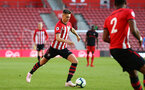 SOUTHAMPTON, ENGLAND - APRIL 29: Will Smallbone during the Premier League 2 match between Southampton FC and Sunderland pictured at St Mary's Stadium on April 29, 2019 in Southampton, England. (Photo by James Bridle - Southampton FC/Southampton FC via Getty Images)