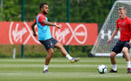 SOUTHAMPTON, ENGLAND - MAY 01: Ryan Bertrand during a Southampton FC training session at the Staplewood Campus on May 01, 2019 in Southampton, England. (Photo by Matt Watson/Southampton FC via Getty Images)