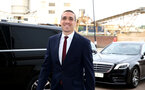 Oriol Romeu during the 2018/19 Southampton FC Player Awards night, at St Mary's Stadium, Southampton, 7th May 2019