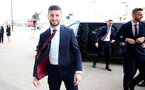 Shane Long during the 2018/19 Southampton FC Player Awards night, at St Mary's Stadium, Southampton, 7th May 2019