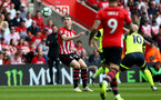 SOUTHAMPTON, ENGLAND - MAY 12: Pierre-Emile Hojbjerg of Southampton during the Premier League match between Southampton FC and Huddersfield Town at St Mary's Stadium on May 12, 2019 in Southampton, United Kingdom. (Photo by Matt Watson/Southampton FC via Getty Images)