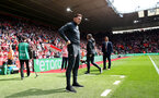 SOUTHAMPTON, ENGLAND - MAY 12: Ralph Hasenhuttl of Southampton during the Premier League match between Southampton FC and Huddersfield Town at St Mary's Stadium on May 12, 2019 in Southampton, United Kingdom. (Photo by Matt Watson/Southampton FC via Getty Images)