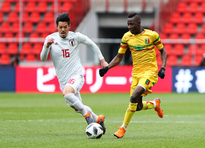 Djenepo tastes success with Mali
