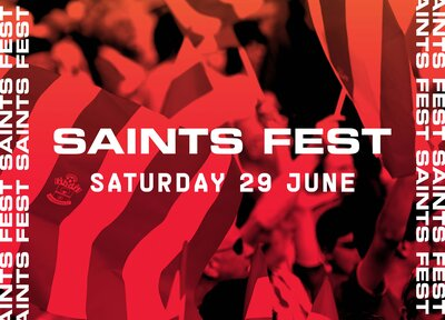 Saints Fest: What's On