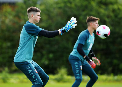 Sign up for Academy keeper trials