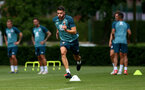 SOUTHAMPTON, ENGLAND - JULY 03: Wesley Hoedt during a Southampton FC pre-season training session at the Staplewood Campus on July 03, 2019 in Southampton, England. (Photo by Matt Watson/Southampton FC via Getty Images)