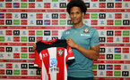 Dare Olufunwa. Southampton FC, U23 signings, Staplewood             Picture: Chris Moorhouse                        Friday 5th July 2019