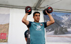 SCHRUNS, AUSTRIA - JULY 09: Mohamed Elyounoussi during a Southampton FC pre-season training session, on July 09, 2019 in Schruns, Austria. (Photo by Matt Watson/Southampton FC via Getty Images)