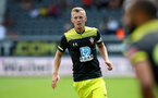 ALTACH, AUSTRIA - JULY 14: James Ward-Prowse of Southampton during the pre-season friendly match between SCR Altach and Southampton FC at The Cashpoint Arena on July 14, 2019 in Altach, Austria. (Photo by Matt Watson/Southampton FC via Getty Images)