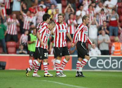 Quiz: Saints strikers' first victims