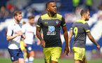 PRESTON, ENGLAND - JULY 20: Ryan Bertrand during the pre-season friendly game between Preston North End and Southampton FC pictured at Deepdale on July 20, 2019 in Preston, England. (Photo by James Bridle - Southampton FC/Southampton FC via Getty Images)