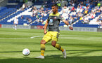 PRESTON, ENGLAND - JULY 20: Shane Long during the pre-season friendly game between Preston North End and Southampton FC pictured at Deepdale on July 20, 2019 in Preston, England. (Photo by James Bridle - Southampton FC/Southampton FC via Getty Images)
