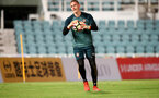 Jack Bycroft during a Southampton FC training session while on their Pre Season trip to Macau, China, 22nd July 2019