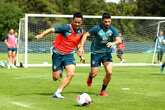 Gallery: Feyenoord preparation complete