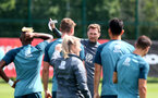 SOUTHAMPTON, ENGLAND - JULY 31: Ralph Hasenhuttl during a Southampton FC training session at the Staplewood Campus on July 31, 2019 in Southampton, England. (Photo by Matt Watson/Southampton FC via Getty Images)
