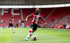 SOUTHAMPTON, ENGLAND - AUGUST 03: Nathan Redmond of Southampton during the Pre-Season Friendly match between Southampton FC and FC Köln at St. Mary's Stadium on August 03, 2019 in Southampton, England. (Photo by Matt Watson/Southampton FC via Getty Images,)