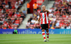 SOUTHAMPTON, ENGLAND - AUGUST 03: Oriol Romeu of Southampton during the Pre-Season Friendly match between Southampton FC and FC Köln at St. Mary's Stadium on August 03, 2019 in Southampton, England. (Photo by Matt Watson/Southampton FC via Getty Images,)