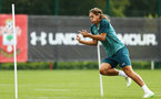SOUTHAMPTON, ENGLAND - AUGUST 08: Jannik Vestergaard during a first team training session pictured at Staplewood Training Ground on August 06, 2019 in Southampton, England. (Photo by James Bridle - Southampton FC/Southampton FC via Getty Images)