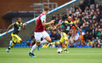 BURNLEY, ENGLAND - AUGUST 10: Nathan Redmond of during the Premier League match between Burnley FC and Southampton FC at Turf Moor on August 10, 2019 in Burnley, United Kingdom. (Photo by Matt Watson/Southampton FC via Getty Images)