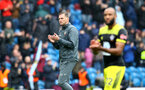 BURNLEY, ENGLAND - AUGUST 10: Ralph Hasenhuttl of Southampton during the Premier League match between Burnley FC and Southampton FC at Turf Moor on August 10, 2019 in Burnley, United Kingdom. (Photo by Matt Watson/Southampton FC via Getty Images)
