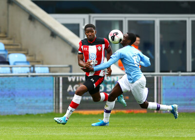 U23 Highlights: Man City 3-4 Saints