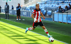 MANCHESTER, ENGLAND - AUGUST 11: during the U23s PL2 Division 1 match between Manchester City and Southampton pictured on August 11, 2019 in Southampton, England. (Photo by James Bridle - Southampton FC/Southampton FC via Getty Images)