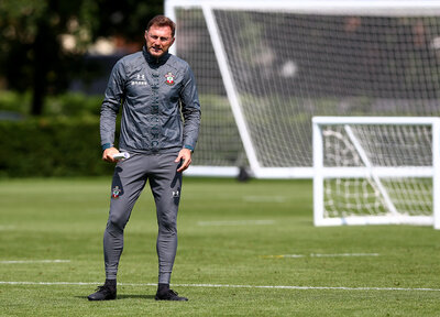 Hasenhüttl calls for clinical edge
