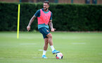 SOUTHAMPTON, ENGLAND - AUGUST 13: Danny Ings during a Southampton FC training session at the Staplewood Campus on August 13, 2019 in Southampton, England. (Photo by Matt Watson/Southampton FC via Getty Images)