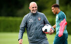 SOUTHAMPTON, ENGLAND - AUGUST 13: Craig Flemming during a Southampton FC training session at the Staplewood Campus on August 13, 2019 in Southampton, England. (Photo by Matt Watson/Southampton FC via Getty Images)