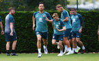 SOUTHAMPTON, ENGLAND - AUGUST 15: Maya Yoshida during a Southampton FC Training session pictured on August 15, 2019 in Southampton, England. (Photo by James Bridle - Southampton FC/Southampton FC via Getty Images)