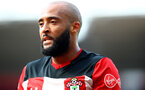 SOUTHAMPTON, ENGLAND - AUGUST 17: Nathan Redmond of Southampton during the Premier League match between Southampton FC and Liverpool FC at St Mary's Stadium on August 17, 2019 in Southampton, United Kingdom. (Photo by Matt Watson/Southampton FC via Getty Images)