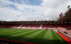 SOUTHAMPTON, ENGLAND - AUGUST 17: A general view ahead of the Premier League match between Southampton FC and Liverpool FC at St Mary's Stadium on August 17, 2019 in Southampton, United Kingdom. (Photo by Matt Watson/Southampton FC via Getty Images)