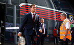 SOUTHAMPTON, ENGLAND - AUGUST 17: Cedric Soares of Southampton ahead of the Premier League match between Southampton FC and Liverpool FC at St Mary's Stadium on August 17, 2019 in Southampton, United Kingdom. (Photo by Matt Watson/Southampton FC via Getty Images)