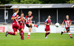 CHESHAM, ENGLAND - AUGUST 18 :  pictured at Chesham United FC Ground, 2019 in Buckinghamshire, England. (Photo by James Bridle - Southampton FC/Southampton FC via Getty Images)