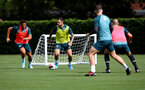SOUTHAMPTON, ENGLAND - AUGUST 29: Danny Ings during a Southampton FC training session at the Staplewood Campus on August 29, 2019 in Southampton, England. (Photo by Matt Watson/Southampton FC via Getty Images)