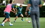SOUTHAMPTON, ENGLAND - AUGUST 29: Stuart Armstrong during a Southampton FC training session at the Staplewood Campus on August 29, 2019 in Southampton, England. (Photo by Matt Watson/Southampton FC via Getty Images)