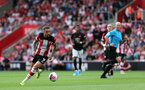 SOUTHAMPTON, ENGLAND - AUGUST 31:  Danny Ings during the Premier League match between Southampton FC and Manchester United at St Mary's Stadium on August 31, 2019 in Southampton, United Kingdom. (Photo by Chris Moorhouse/Southampton FC via Getty Images)