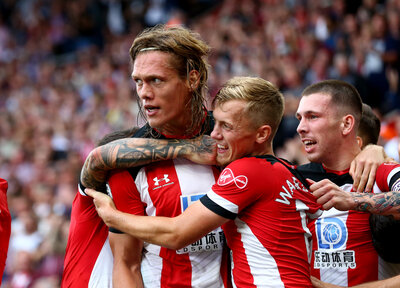 Vestergaard delighted to be off the mark