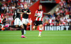 SOUTHAMPTON, ENGLAND - AUGUST 31: Danny Ings(R) of Southampton during the Premier League match between Southampton FC and Manchester United at St Mary's Stadium on August 31, 2019 in Southampton, United Kingdom. (Photo by Matt Watson/Southampton FC via Getty Images)